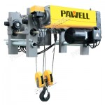Low Headroom Type Wire Rope Hoist - Single Girder